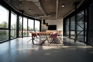 Open space offices- how did it all start?