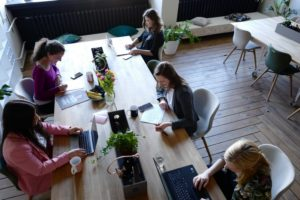 "Role of ""Global Co working Movement"" In The Field of Business"